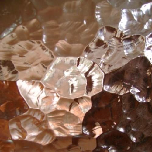 fehér csincsilla katedrál üveg